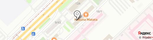 Smart Gym на карте Набережных Челнов