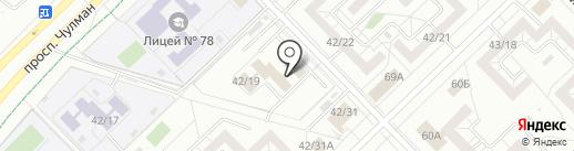 КамФОРТ на карте Набережных Челнов