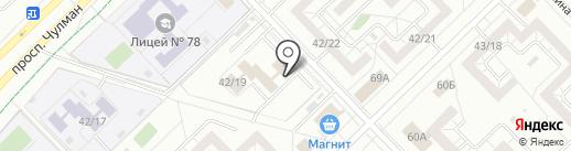 ФАРМТАТИНВЕСТ на карте Набережных Челнов