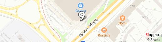 KUDRI на карте Набережных Челнов