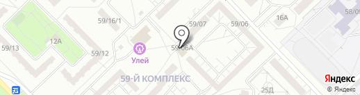 АксТехКон на карте Набережных Челнов
