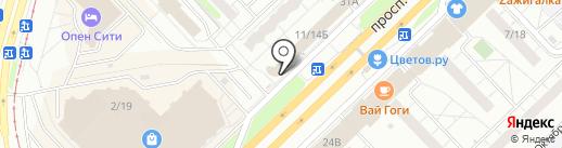 Mishka на карте Набережных Челнов