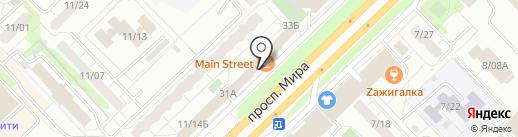Milano на карте Набережных Челнов