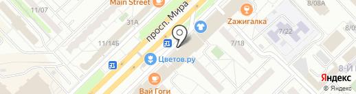 Сеть платежных терминалов, Совкомбанк, ПАО на карте Набережных Челнов
