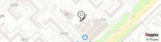 VELVET на карте Набережных Челнов