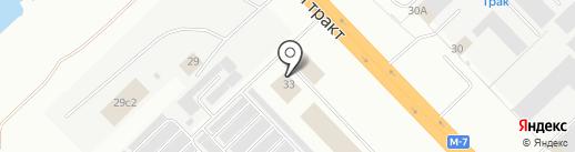 Fart-m на карте Набережных Челнов