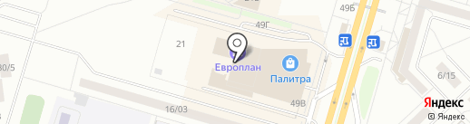 Мегуми на карте Набережных Челнов