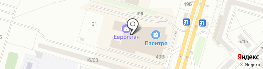Anyden на карте Набережных Челнов