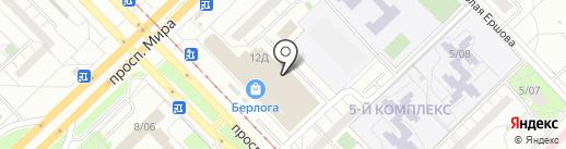 PUPER.RU на карте Набережных Челнов