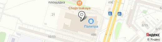 Major на карте Набережных Челнов