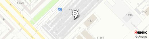 Многопрофильная фирма на карте Набережных Челнов