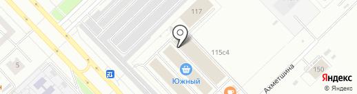ENIGMA на карте Набережных Челнов