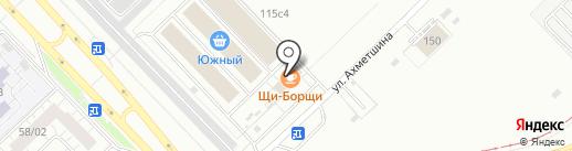 Restoran-Shop на карте Набережных Челнов
