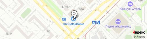 СВЕТ-МАРКЕТ.РФ на карте Набережных Челнов