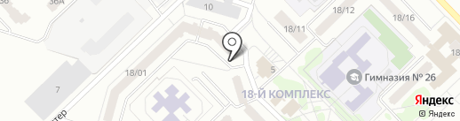 Мир печати на карте Набережных Челнов