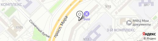 Капитал Фонд, КПК на карте Набережных Челнов
