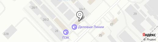 ВЛК Групп на карте Набережных Челнов