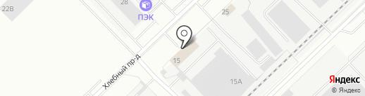 Экостарт на карте Набережных Челнов