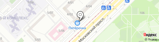 Аптека на карте Набережных Челнов
