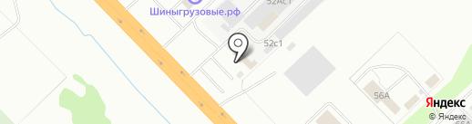 ЛидерГрупп-НЧ на карте Набережных Челнов