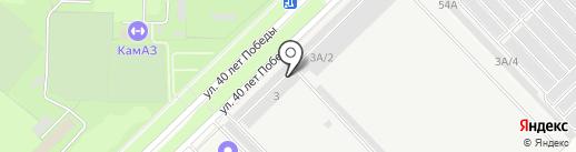 Kansai paint на карте Набережных Челнов