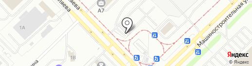 АВТОСПРОБЕГОМ16 на карте Набережных Челнов