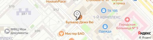 TOP HOP на карте Набережных Челнов