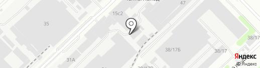 СпецТехноТара на карте Набережных Челнов