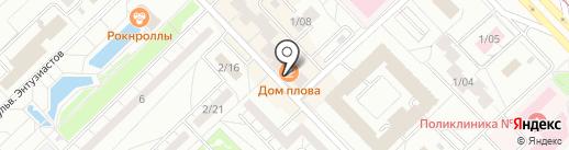 Пивоман на карте Набережных Челнов