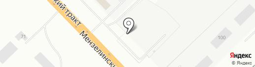 ALFA-S на карте Набережных Челнов