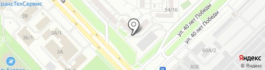 Экстрим на карте Набережных Челнов
