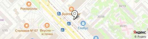 Йола маркет на карте Набережных Челнов