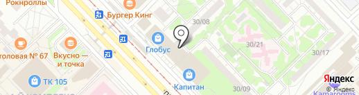 Salerm на карте Набережных Челнов