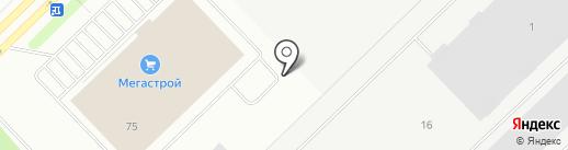 ИРЭНА-АВТО на карте Набережных Челнов