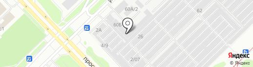 Hi на карте Набережных Челнов