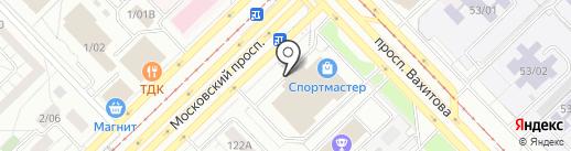 Спортмастер на карте Набережных Челнов
