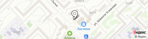ОЦЕНКА+ на карте Набережных Челнов