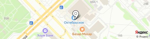 Магазин хозтоваров на карте Набережных Челнов