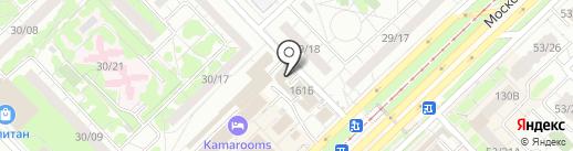 ДИЛТ КОМ на карте Набережных Челнов