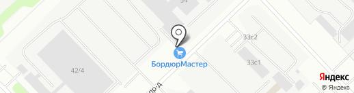 Камская плитка на карте Набережных Челнов