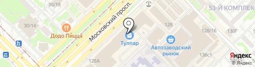 Nail fashion на карте Набережных Челнов
