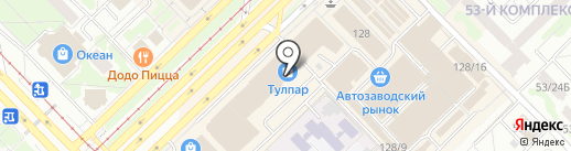 Reni на карте Набережных Челнов