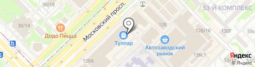 Diva на карте Набережных Челнов