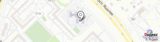 Амрита на карте Набережных Челнов