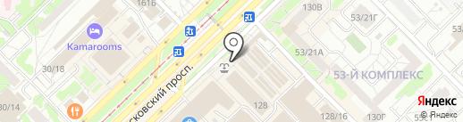 Next на карте Набережных Челнов
