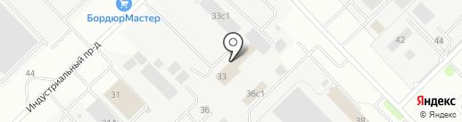 Волгоэнергомонтаж на карте Набережных Челнов