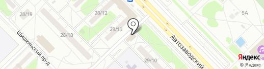 GRIZLLI на карте Набережных Челнов