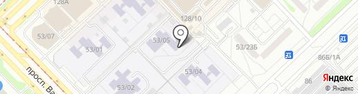HeadLine group на карте Набережных Челнов