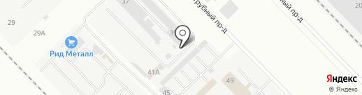 ПрофЭлектроСтрой на карте Набережных Челнов