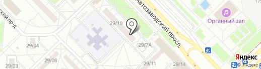 Хмельная устрица на карте Набережных Челнов